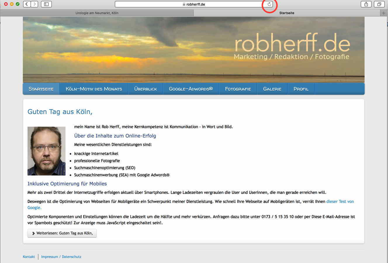 7a28dc3f80 Dieses Bild zeigt unsere Webseite wwwrobherff.de mit aktiviertem JavaScript  in korrekter Darstellung.